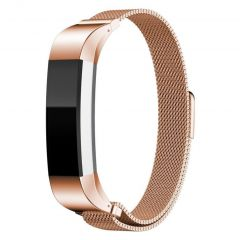 iMoshion Milanese Watch Armband Fitbit Alta (HR) - Rose Gold