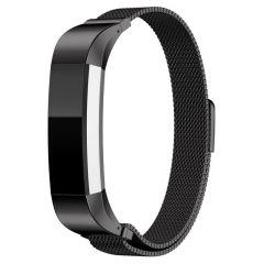 iMoshion Milanese Watch Armband Fitbit Alta (HR) - Schwarz