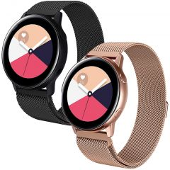 iMoshion Milanese Armband 2-pack Galaxy Watch 40/42mm/Active 2 42/44