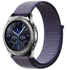 iMoshion Nylon-Armband Watch 46/GearS3 Frontier/S3 Classic/Watch 3 45