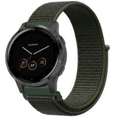 iMoshion Nylon-Armband Garmin Vivoactive 4L - Grün