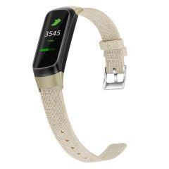 iMoshion Nylon-Armband Samsung Galaxy Fit - Beige