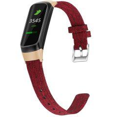 iMoshion Nylon-Armband Samsung Galaxy Fit - Rot