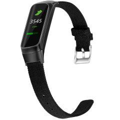 iMoshion Nylon-Armband Samsung Galaxy Fit - Schwarz