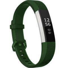 iMoshion Silikonband für die Fitbit Alta (HR) - Dunkelgrün