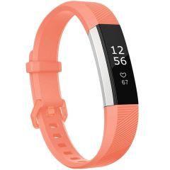 iMoshion Silikonband für die Fitbit Alta (HR) - Orange