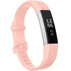 iMoshion Silikonband für die Fitbit Alta (HR) - Rosa