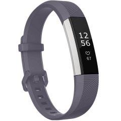 iMoshion Silikonband für die Fitbit Alta (HR) - Grau