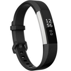 iMoshion Silikonband für die Fitbit Alta (HR) - Schwarz