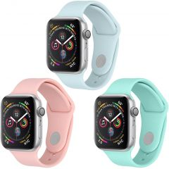 iMoshion Silikonband Multipack Apple Watch 1-6 / SE - 38/40mm