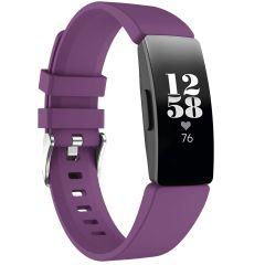 iMoshion Silikonband für die Fitbit Inspire - Lila