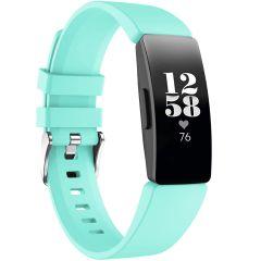 iMoshion Silikonband für die Fitbit Inspire - Türkis
