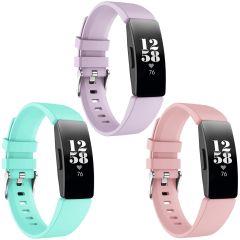 iMoshion Silikonband Multipack für die Fitbit Inspire