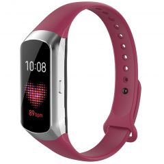 iMoshion Silikonband für das Samsung Galaxy Fit - Rot