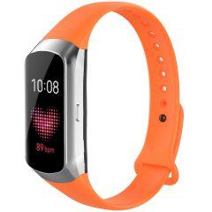 iMoshion Silikonband für das Samsung Galaxy Fit - Orange