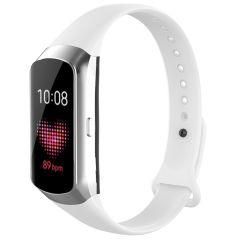 iMoshion Silikonband für das Samsung Galaxy Fit - Weiß