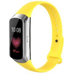 iMoshion Silikonband für das Samsung Galaxy Fit - Gelb