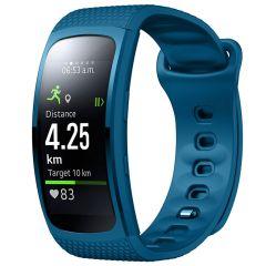 iMoshion Silikonband für das Samsung Gear Fit 2 / 2 Pro - Blau