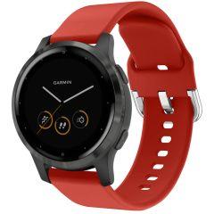 iMoshion Silikonband für die Garmin Vivoactive 4L - Rot