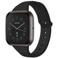 iMoshion Silikonband für die Fitbit Versa 2 / Versa Lite - Schwarz