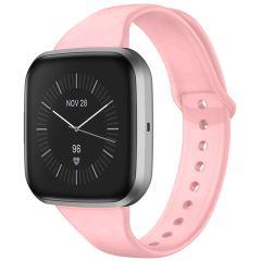 iMoshion Silikonband für die Fitbit Versa 2 / Versa Lite - Rosa
