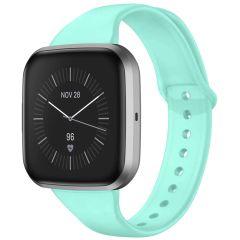 iMoshion Silikonband für die Fitbit Versa 2 / Versa Lite - Hellgrün