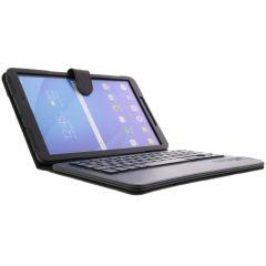 Buchtyp-Schutzhülle mit einer Tastatur Tab A 10.1 (2016)