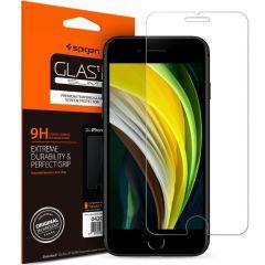 Spigen GLAStR Duo Glass Screen Protector iPhone SE (2020) / 8 / 7