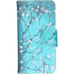 Design TPU Bookcase für das Samsung Galaxy A40