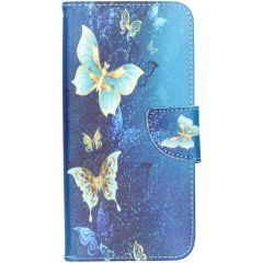 Design TPU Bookcase für das Samsung Galaxy A50 / A30s