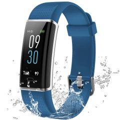 Lintelek Connected Activity Tracker - Blau