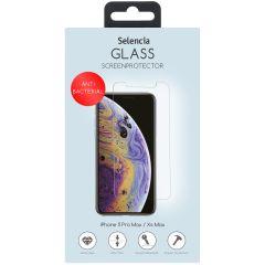 Selencia Antibakterieller Displayschutz Glas iPhone 11 Pro Max/Xs Max