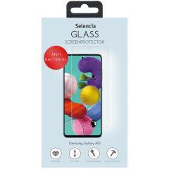 Selencia Antibakterieller Displayschutz gehärtetem Glas Galaxy A51