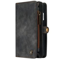 CaseMe Luxusleder 2-in-1-Portemonnaie-Hülle iPhone SE (2020) / 8 /7