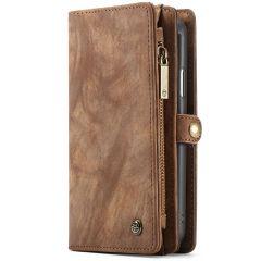 CaseMe Luxusleder 2-in-1-Portemonnaie-Hülle für das iPhone Xs / X