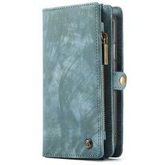 CaseMe Luxuriöse 2-in-1-Portemonnaie-Hülle Leder für iPhone Xs / X