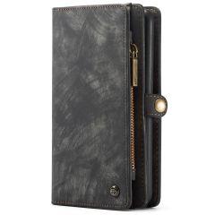 CaseMe Luxusleder 2-in-1-Portemonnaie-Hülle für Samsung Galaxy A40