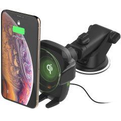 iOttie AutoSense Wireless Fast Charging Mount - Schwarz
