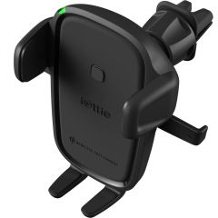 iOttie Easy One Touch Wireless Charging Mount - Air Vent + CD-Slot