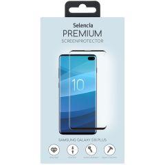 Selencia Premium Screen Protector gehärtetem Glas Galaxy S10 Plus