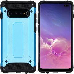 iMoshion Rugged Xtreme Case Hellblau für das Samsung Galaxy S10 Plus