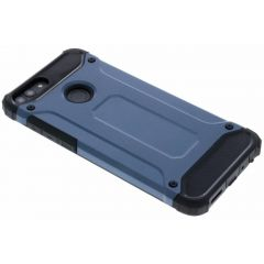 Dunkelblaues Rugged Xtreme Case Huawei P Smart