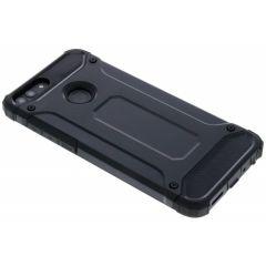 Schwarzes Rugged Xtreme Case Huawei P Smart