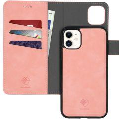 iMoshion Entfernbare 2-1 Luxus Booktype Hülle iPhone 11