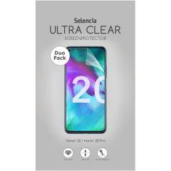 Selencia Duo Pack Screenprotector Huawei Nova 5t / Honor 20 (Pro)