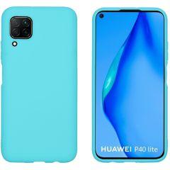 iMoshion Color TPU Hülle Mintgrün für das Huawei P40 Lite