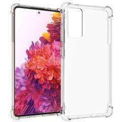 iMoshion Shockproof Case für das Samsung Galaxy S20 FE - Transparent