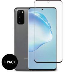 iMoshion Bildschirmschutzfolie Gehärtetes Glas Samsung Galaxy S20