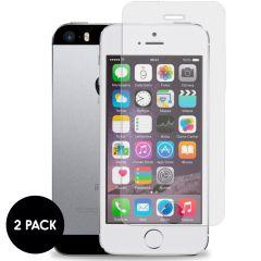 iMoshion Bildschirmschutzfolie Gerhard Glas 2er-Pack iPhone SE /5/5s
