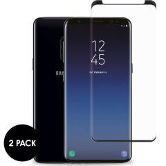 iMoshion Bildschirmschutzfolie Gerhard Glas 2er-Pack Galaxy S9